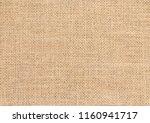 burlap background and texture | Shutterstock . vector #1160941717