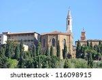 Tuscany  Pienza