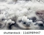 abstract background of clouds... | Shutterstock . vector #1160989447