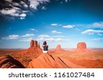 Monument Valley Background....