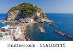 Bay Of Sant Angelo  Ischia ...