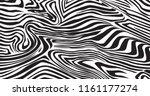 beautiful zebra pattern | Shutterstock .eps vector #1161177274