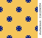 vector geometric seamless...   Shutterstock .eps vector #1161206554