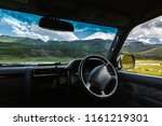freedom car travel adventure...   Shutterstock . vector #1161219301
