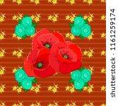 for backgrounds  textiles ...   Shutterstock . vector #1161259174