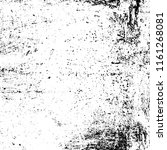 distressed spray grainy overlay ... | Shutterstock .eps vector #1161268081