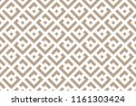 abstract geometric pattern. a... | Shutterstock . vector #1161303424