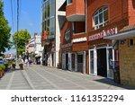 anapa  russia  july  12  2018.... | Shutterstock . vector #1161352294