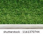 3d render of green vertical...