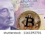a close up image of a canadian... | Shutterstock . vector #1161392701