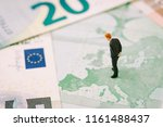 europe  brexit or britain... | Shutterstock . vector #1161488437
