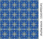 talavera pattern.  azulejos... | Shutterstock .eps vector #1161490141