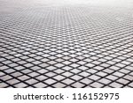 new large concrete block... | Shutterstock . vector #116152975