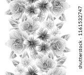 abstract elegance seamless... | Shutterstock . vector #1161532747