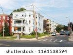 boston  massachusetts   august... | Shutterstock . vector #1161538594