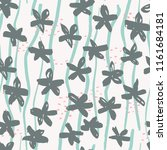 marker flowers  dashes and...   Shutterstock .eps vector #1161684181