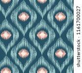 vintage vector seamless pattern ... | Shutterstock .eps vector #1161700027