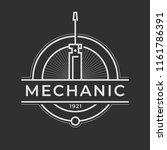 auto mechanic service. mechanic ... | Shutterstock .eps vector #1161786391