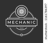auto mechanic service. mechanic ... | Shutterstock .eps vector #1161786397