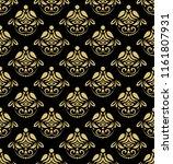 classic seamless vector pattern....   Shutterstock .eps vector #1161807931
