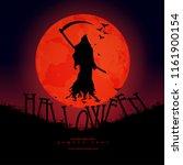 Grim Reaper Silhouette For...