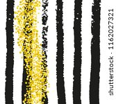 gold glitter dots confetti on... | Shutterstock .eps vector #1162027321