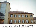 detail of shopping center... | Shutterstock . vector #1162166677