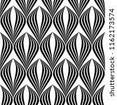 vector seamless texture. modern ... | Shutterstock .eps vector #1162173574