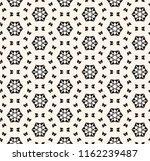 snowflake seamless pattern.... | Shutterstock .eps vector #1162239487