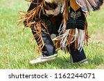 A Native American Dancer...