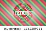 index christmas colors style... | Shutterstock .eps vector #1162259311