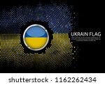 background halftone gradient... | Shutterstock .eps vector #1162262434