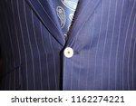 nice suit jacket for man... | Shutterstock . vector #1162274221