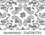 batik indonesian  is a... | Shutterstock .eps vector #1162281751