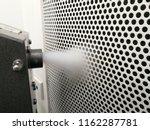 pao or dop   hepa filter... | Shutterstock . vector #1162287781
