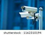 safety monitoring cameras in... | Shutterstock . vector #1162310194