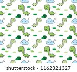 cute cartoon background... | Shutterstock .eps vector #1162321327