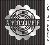 approachable silvery shiny... | Shutterstock .eps vector #1162328974