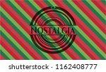 nostalgia christmas emblem... | Shutterstock .eps vector #1162408777