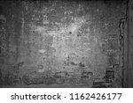 old black wall. brick...   Shutterstock . vector #1162426177