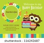 Kid Invitation Card Design....