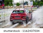 ninh binh  viet nam   aug 22 ... | Shutterstock . vector #1162437034