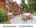 large historic victorian house... | Shutterstock . vector #1162546561