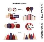 infographic elements  creative... | Shutterstock .eps vector #1162590571