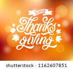 vector illustration. happy... | Shutterstock .eps vector #1162607851