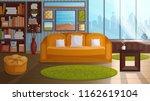 Apartment Interior Vector...