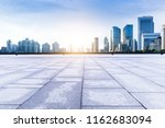 asian chinese city buildings... | Shutterstock . vector #1162683094