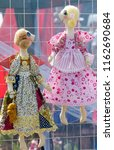 flea market   folk crafts....   Shutterstock . vector #1162690684
