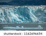 icebergs in front of columbia... | Shutterstock . vector #1162696654