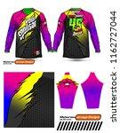 long sleeve motocross jerseys t ...   Shutterstock .eps vector #1162727044